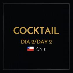 Cóctel Chile - Viernes 11...