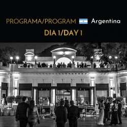 DAY 1 Buenos Aires Program...