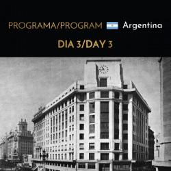 DÍA 3 Programa Argentina -...