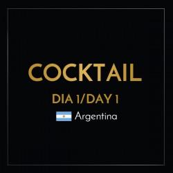 Cóctel Argentina - Lunes 14...