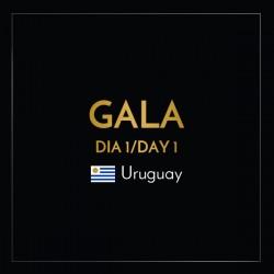 Gala Uruguay - Domingo 20...
