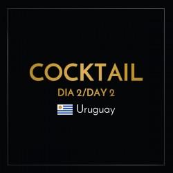 Cóctel Uruguay - Lunes 21...