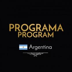 Argentina Program 14-18...